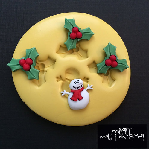 Holiday Silicone Mold