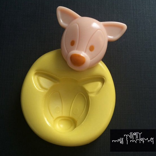 Deer Silicone Mold
