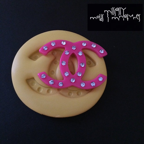Rhinestone Fashion Inspired Silicone Mold