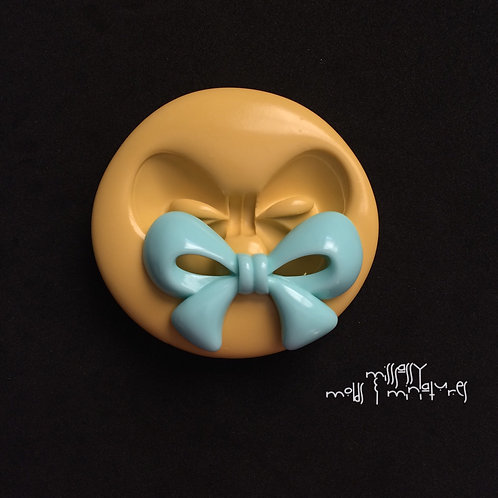 LARGE BOW SILICONE MOLD