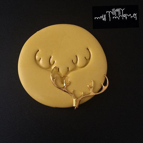Deer Antler Silicone Mold
