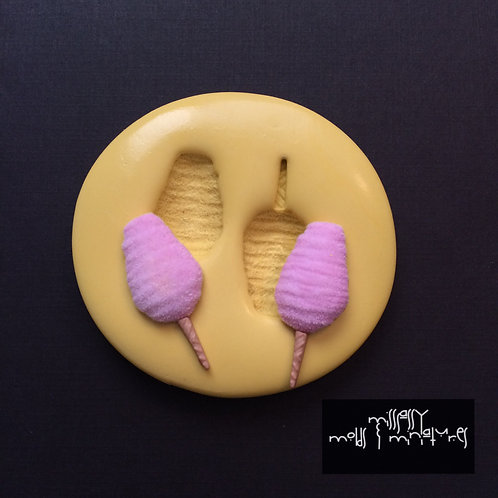 Cotton Candy Silicone Mold