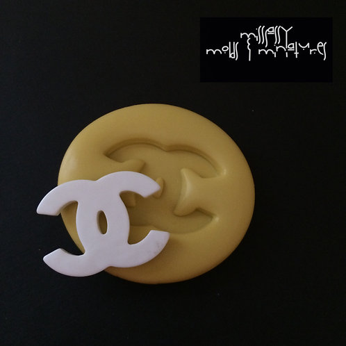 Small Fashion Inspired Silicone Mold