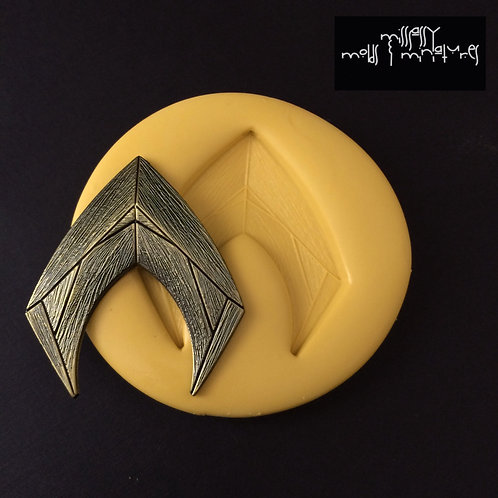 Aquaman Inspired Silicone Mold