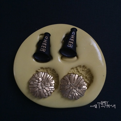 CHEER SILICONE MOLD