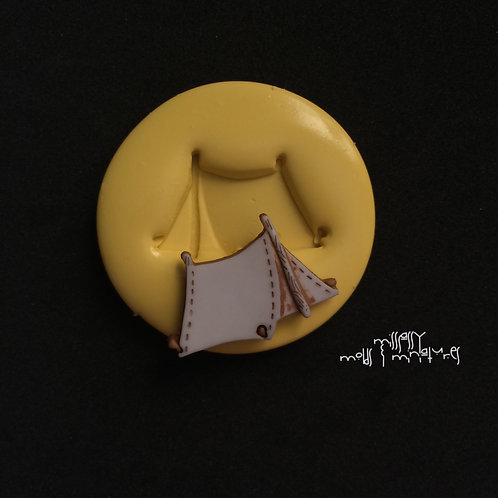TENT SILICONE MOLD