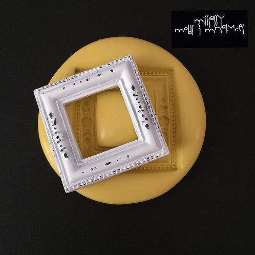 Square Frame Silicone Mold