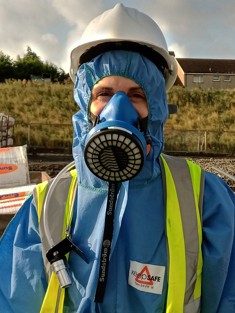 Amy is ERS' Asbestos Technical Specialist