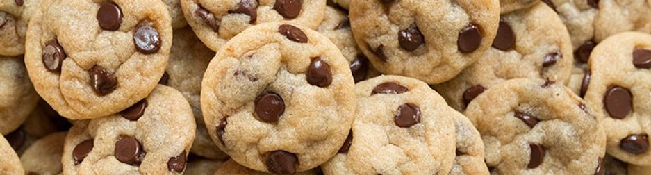 Cookies - but not the edible kind