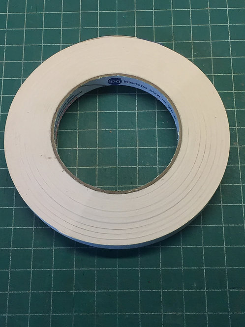 "Intertape 591 1/2"" Wide Double-Coated Tape"