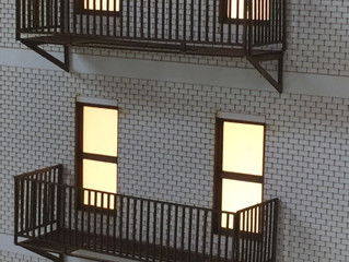 New Laser Cut Fire Escapes Added