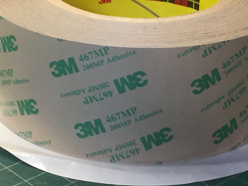 """3M 467MP 2"""" Wide Adhesive Transfer Tape"""
