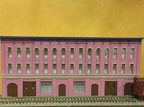 Manufacturing Warehouse MWH-1 Shadowbox - Set 11 - The Barbie Version