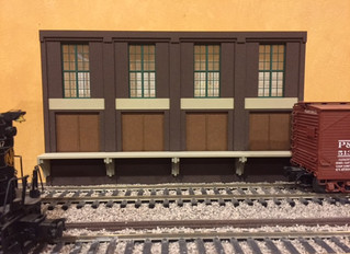 Henning's Trains Kit Build
