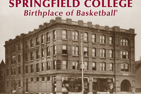 "O Scale Birthplace of Basketball, 4-Story Shadowbox SPFLD-1, 15-1/8"" Long"