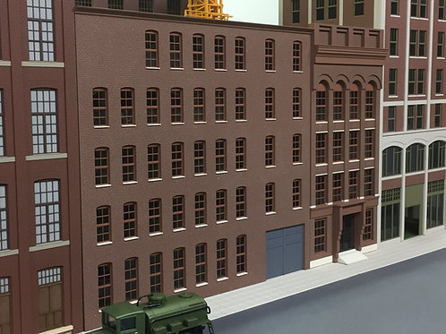 Stauffer 5-Story O Scale Shadowbox