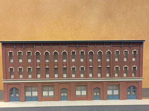 Manufacturing Warehouse MWH-1 Shadowbox - Set 10 - Blue Cornice