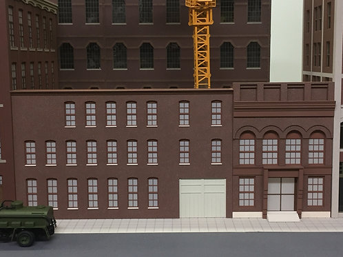 Stauffer 3-Story O Scale Shadowbox
