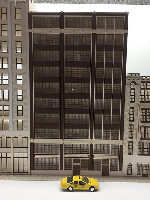 Corrigan Station 10-Story Walnut Street Built-Up Shadowbox