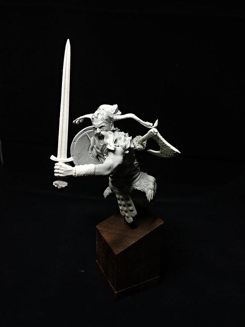 Sigurðr Viking Bust