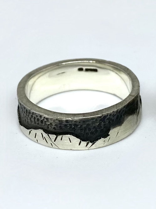 Mountain Ring (Thin)