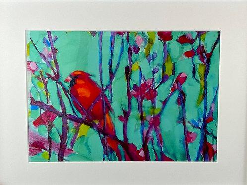 A4 Print of China Bird