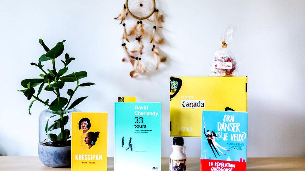 Le Coffret Livres - Canada