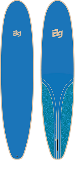 LTD NOOSA HEAD LONGBOARD