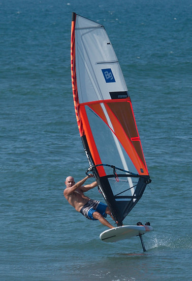 Universal Hydrofoil for Windsurfing Wing foiling, surf and sup