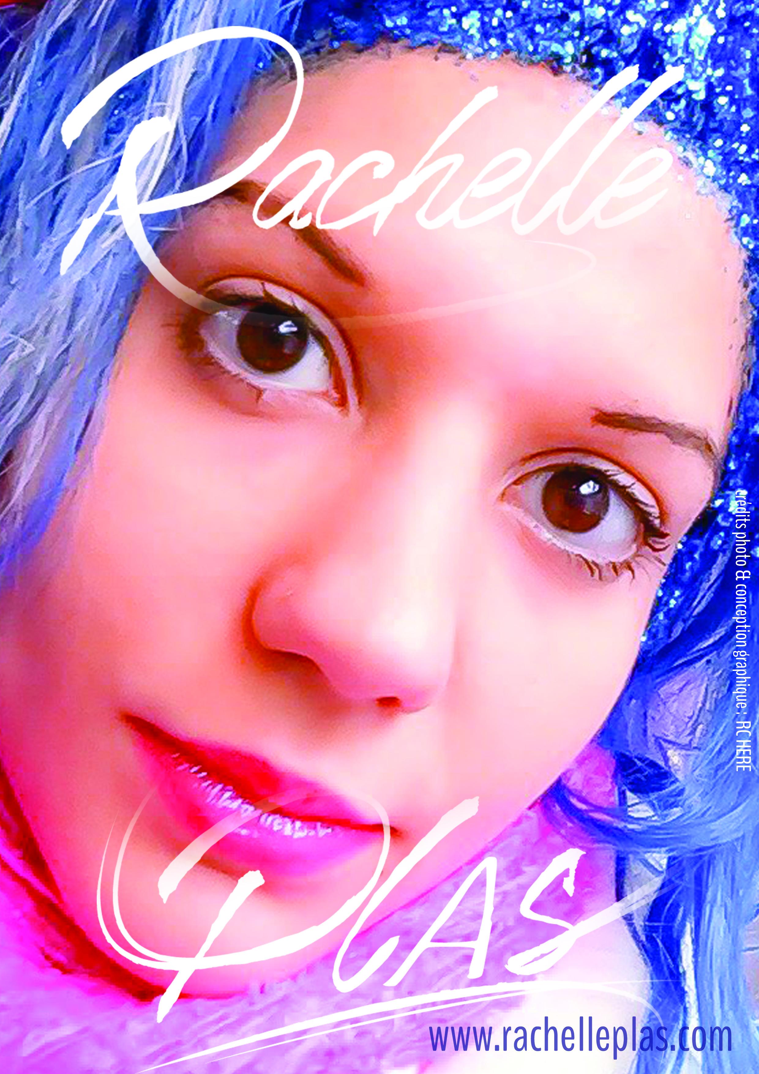 chanteuse Rachelle Plas harmonica