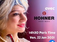 Livestream spécial Major Pigalle - vendredi 22 01 2021 - 14h30 Paris Time