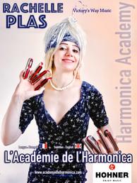 Rachelle Plas - L'Académie de l'Harmonica
