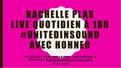 RACHELLE PLAS live #unitedinsound avec HOHNER 15/04/2020