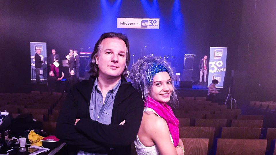 Rachelle Plas & Philippe Hervouët