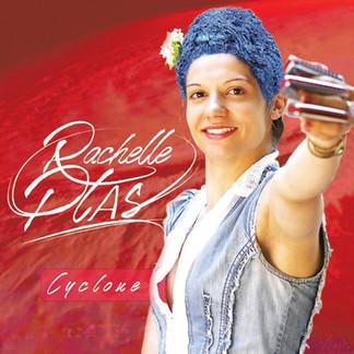 pochette EP CYCLONE - Rachelle PLAS