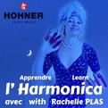 l' HARMONICA avec with Rachelle PLAS