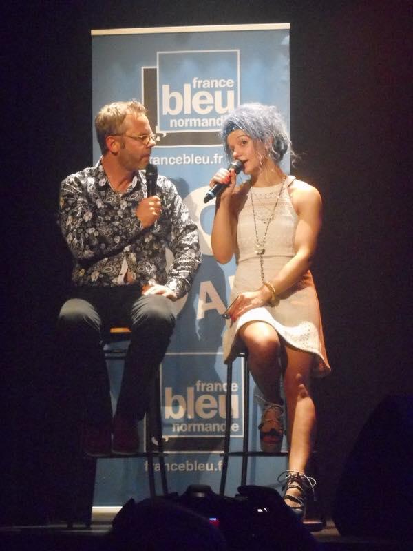 Rachelle PLAS avec Fred Romanuik