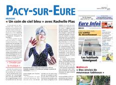 Rachelle Plas - Eure Infos