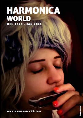 HARMONICA WORLD - UK Rachelle PLAS