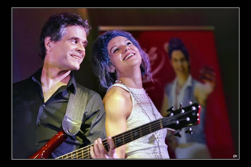 Rachelle Plas & Philippe Gonnand