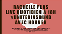 RACHELLE PLAS live #unitedinsound avec HOHNER 02/04/2020
