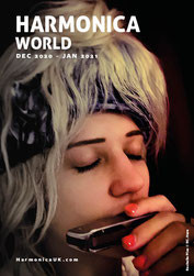 HARMONICA WORLD - UK Rachelle PLAS
