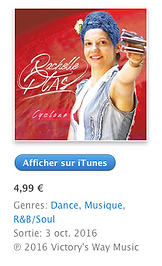 Rachelle Plas sur Itunes Store - Cyclone Rachelle Plas Victory's Way Music chanteuse soul rock blues dance harmonica guitare harmoniciste chant guitariste auteur compositeur interprète singer author composer guitar harp music live artist