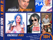 COCKTAIL SHOW - Arno Koby - Dynamic Radio - 04 03 2021 - Rachelle Plas - Frederic Quinonero