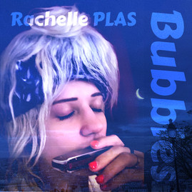 pochette single BUBBLES - Rachelle PLAS