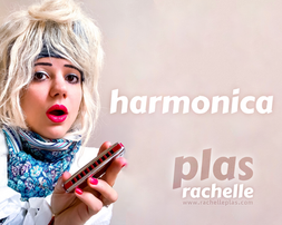 harmonica Rachelle PLAS