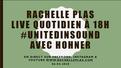 RACHELLE PLAS live #unitedinsound avec HOHNER 06/04/2020