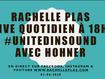 RACHELLE PLAS live #unitedinsound avec HOHNER 01/04/2020