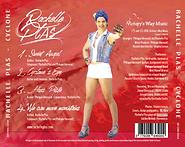 Rachelle Plas Victory's Way Music chanteuse soul rock blues dance harmonica guitare harmoniciste chant guitariste auteur compositeur interprète singer author composer guitar harp music live artist cyclone