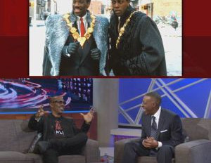 Eddie Murphy Finally Comes Home To The Arsenio Hall Show